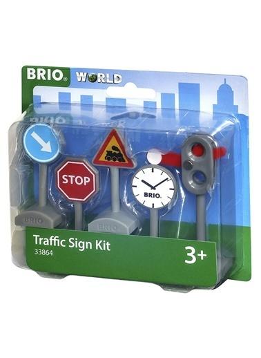 Brio BRIO Trafik ışaretleri Kiti 33864 Renkli